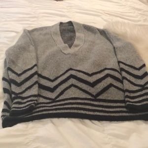 Zara knit pullover sweater